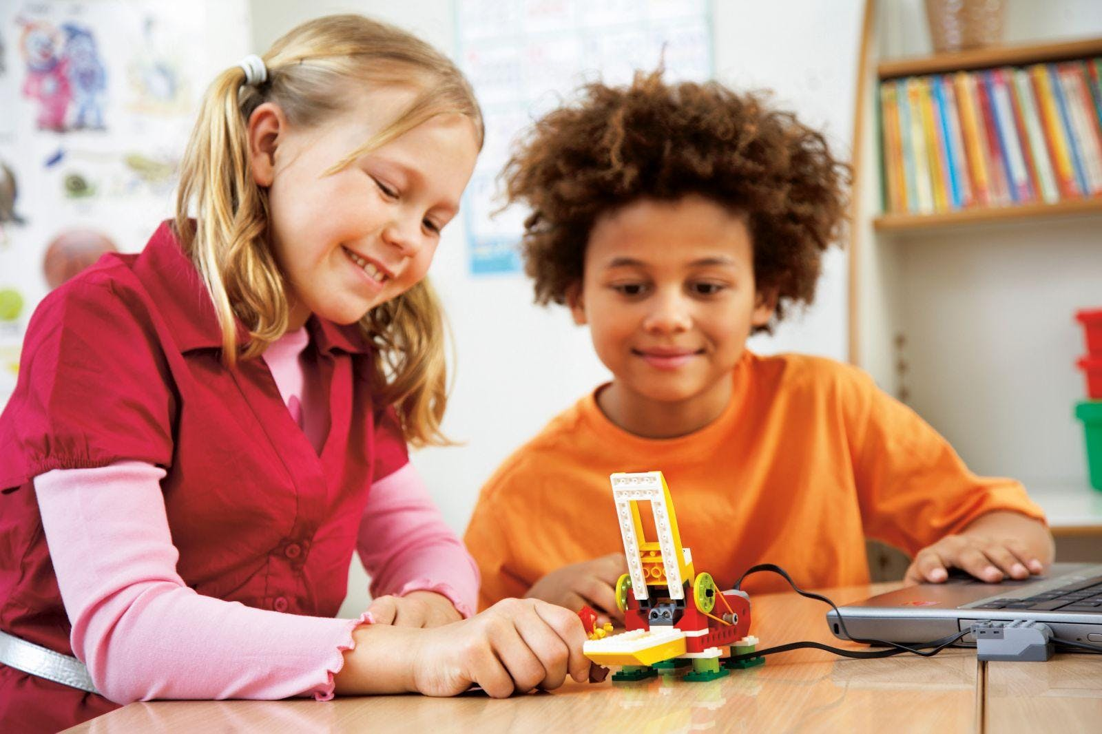 25 Off Lego Wedo Robotics Workshop For Kids 4 8 Years At
