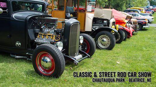 Classic & Street Rod Car Show