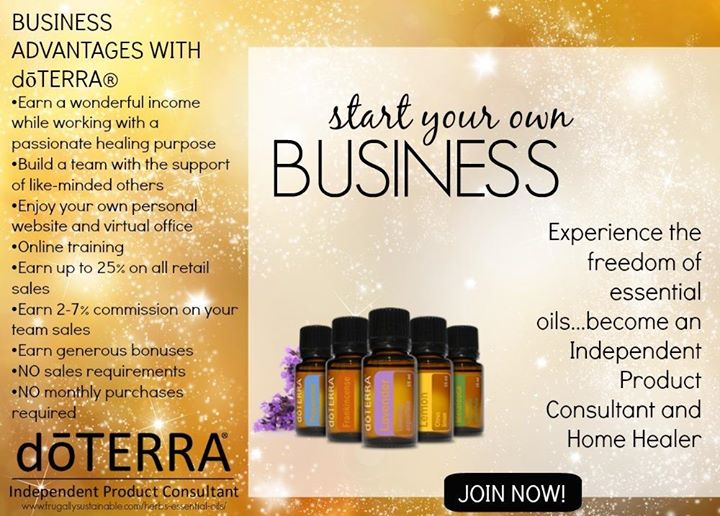 DoTERRA Business Class at DTERRA Wellness Advocates Center of