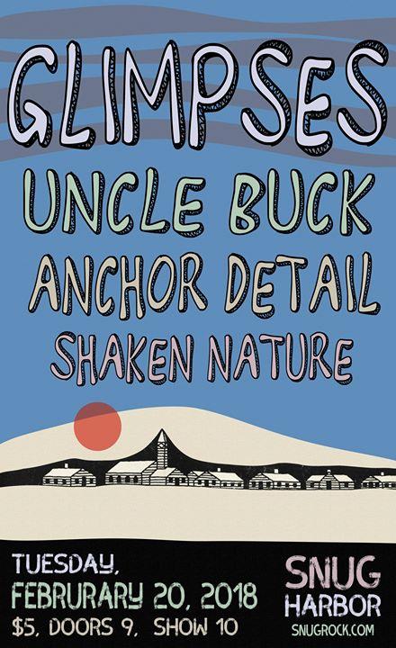 Glimpses w Uncle Buck Anchor Detail