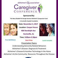 2017 Alzheimers Caregiver Conference