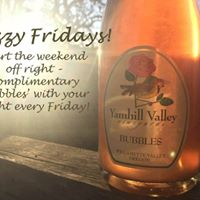 Fizzy Friday at YVV