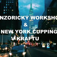Senzorick workshop &amp NYC cupping v Kraftu