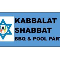 Kabbalat Shabbat BBQ &amp Pool Party