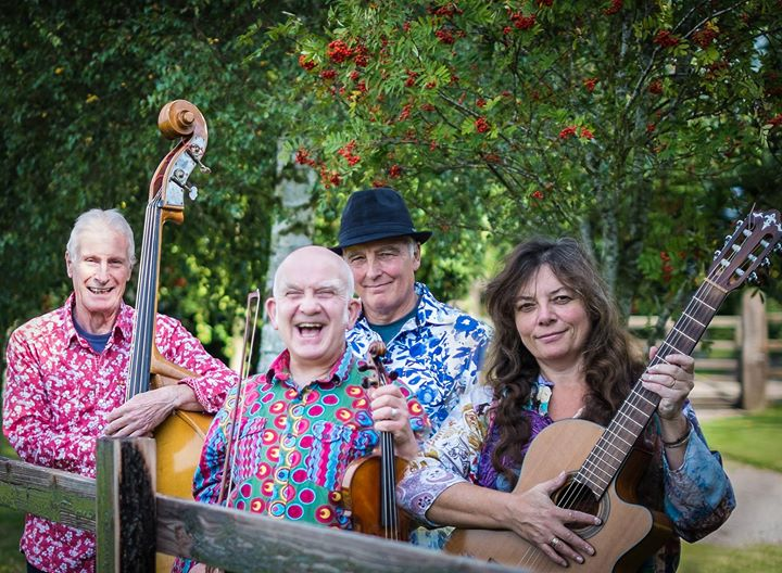 FiddleBop at The Walnut Tree Inn Blisworth