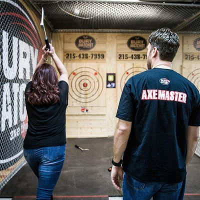 axe throwing events in Philadelphia, Today and Upcoming axe