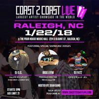 Coast 2 Coast Live Interactive Showcase