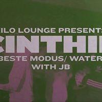 Kilo Lounge presents Cinthie (GER) with JB