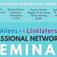 Clerkship Preparation Series Professional Networking