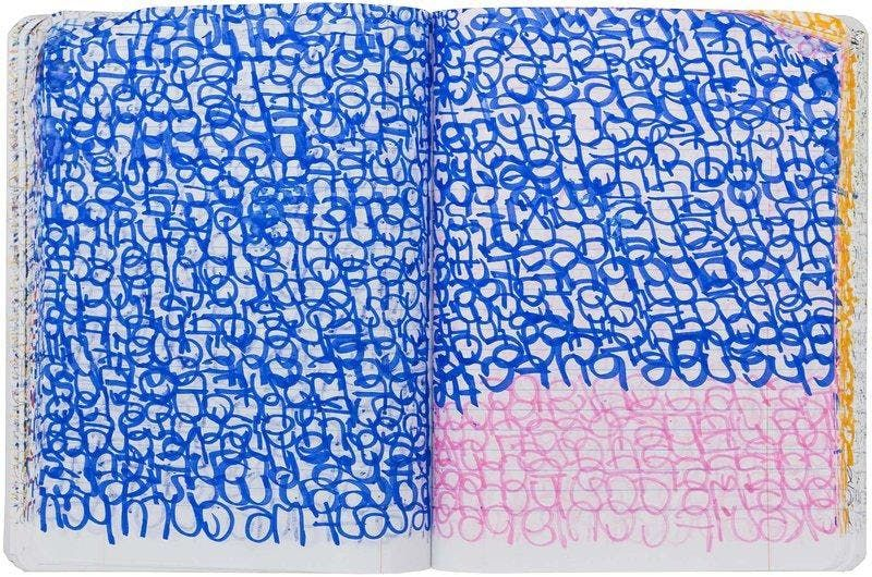 Journal Drawings with Jenny Crowe