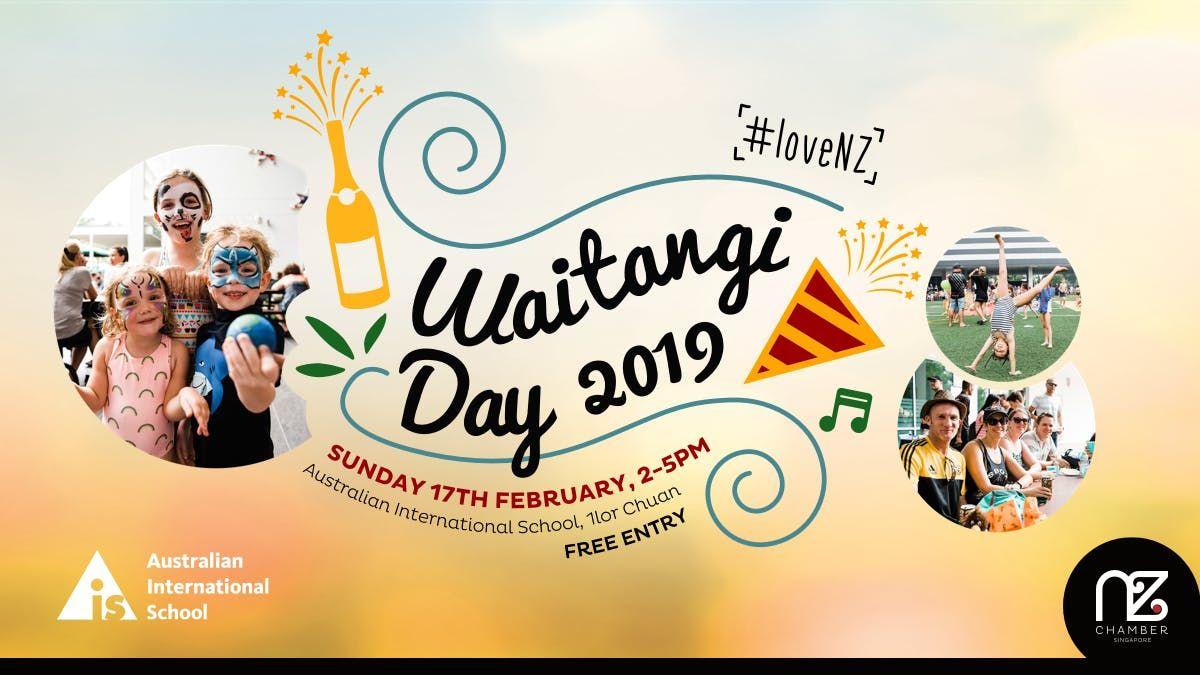 Waitangi Day Familiy Celebrations 2019 (NZ National Day)