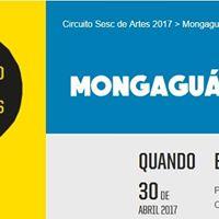 Circuito Sesc de Artes em Mongagu