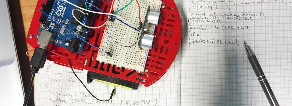 BYOR utilizzare Arduino nella didattica - Pozzuoli