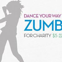 Zumba for Charity with Karen