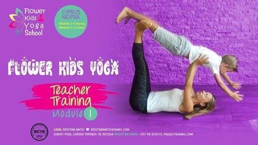 Flower Kids Yoga TTC
