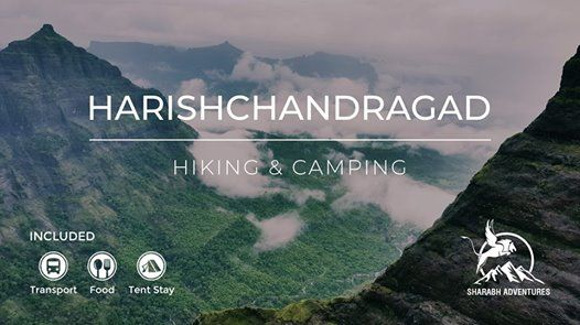 Harishchandragad Hiking & Camping