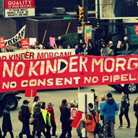 Stand Up Fight Back Stop KM and Liberal Gov Big Oil Agenda