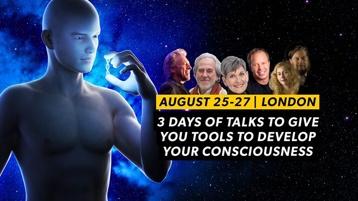 The Conference for Consciousness & Human Evolution