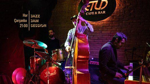 Jazz Jam Session with Elvin Bashirov