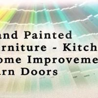 Chalk it Up your Kitchen  Banister Homeimprovement projects