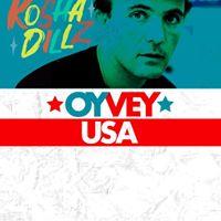 Kosha Dillz OY VEY USA Tour at Evening Star Concert Hall