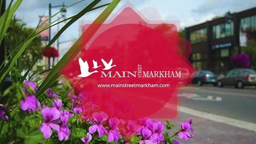 4th Annual Markham Village Wedding March