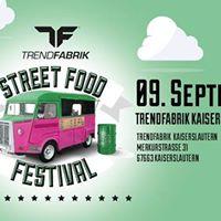 Street Food Festival Trendfabrik Kaiserslautern