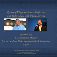 Mystery of Kingdom Finances Conference