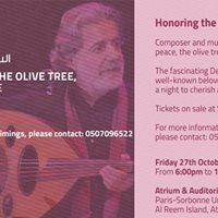 Marcel Khalife Concert A Tribute to the Olive Tree