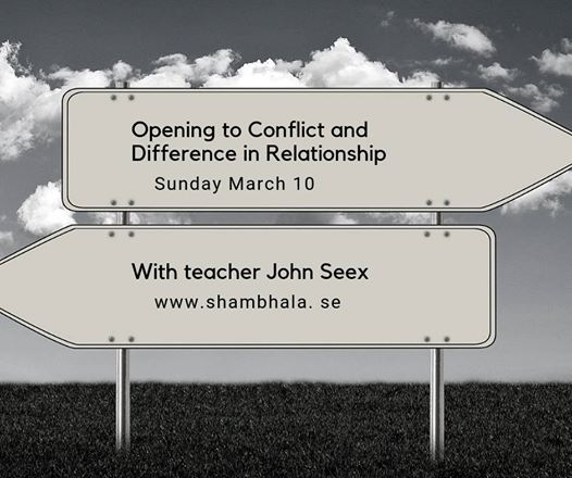 Opening to Conflict and Difference in Relationship