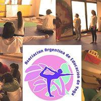 Profesorado Intensivo de YOGA en Mar del Plata