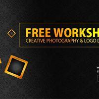 Free 1 Day Workshops on Photography &amp Logo Designing