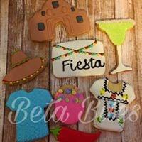 Viva Fiesta Beginner Cookie Class