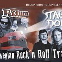 Stage Dolls &amp Return - Stperiet