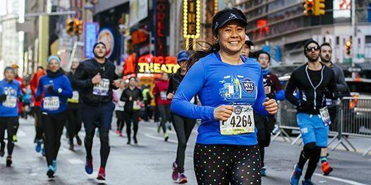 New Balance & JackRabbit Present NYC Half Point to Point Training Run