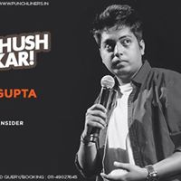 PunchLiners Standup Comedy Show ft. Aakash Gupta in Lucknow