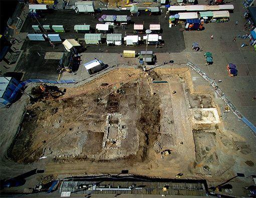 Arkeologialuento Turku goes Underground