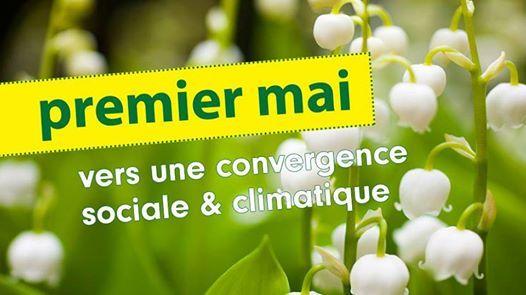 1er mai social et climatique