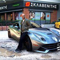 Jason Statham  parking