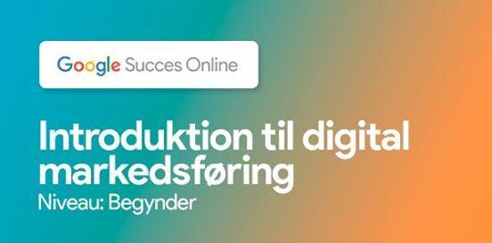 Gratis workshops Introduktion til digital markedsfring