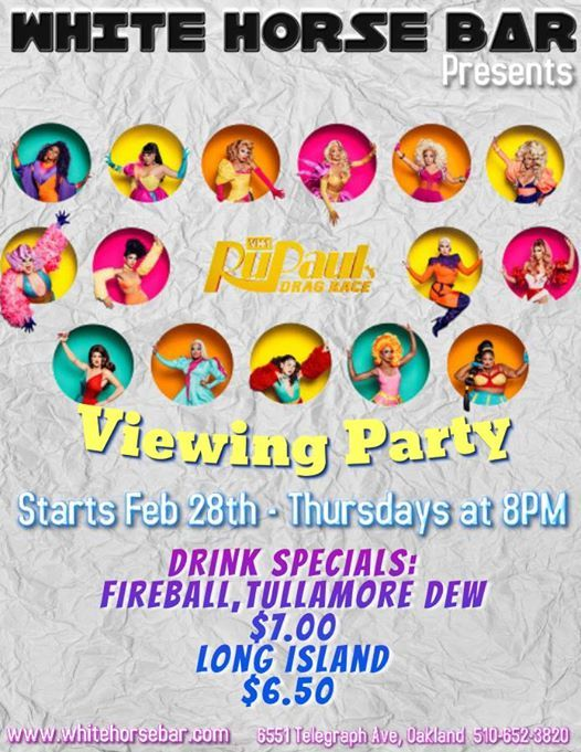 Rupauls Drag Race Season 11  Viewing Party