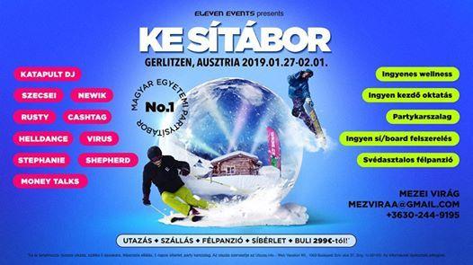 Kaposvri Egyetem Party Stbor 2019