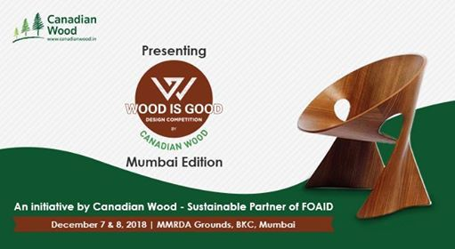 Canadian Wood presents Wood Is Good Mumbai Edition