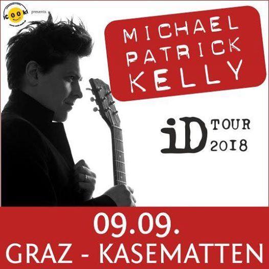 Michael Patrick Kelly Grazkasematten At Schloßbergbühne