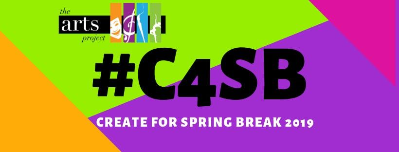 Create For Spring Break 2019