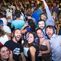 Toronto Quiet Clubbing Dance Party at Adelaide Hall