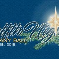 11th Annual Twelfth Night Ball