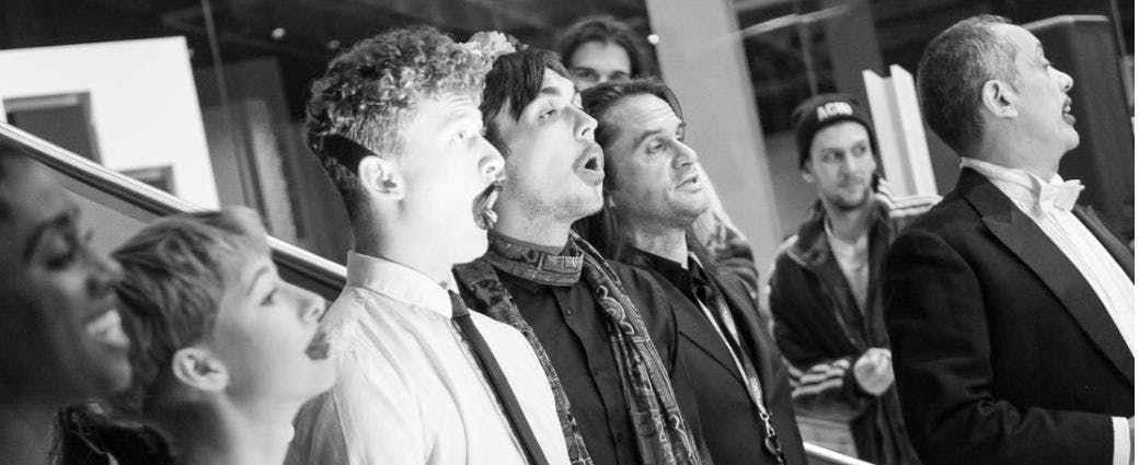 SINGING & IMPROVISATION WORKSHOP