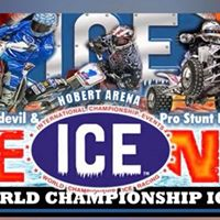 FINAL ROUND World Championship ICE Racing Troy OH  Hobart Arena