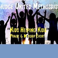 Kids Helping Kids Praise and Worship Event in support of ForKids